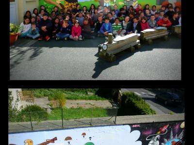 Atelier école – Cherbourg 2014