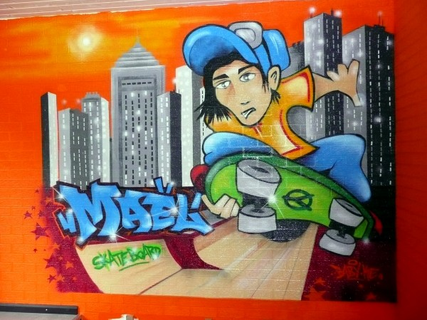 Chambre skate 2010