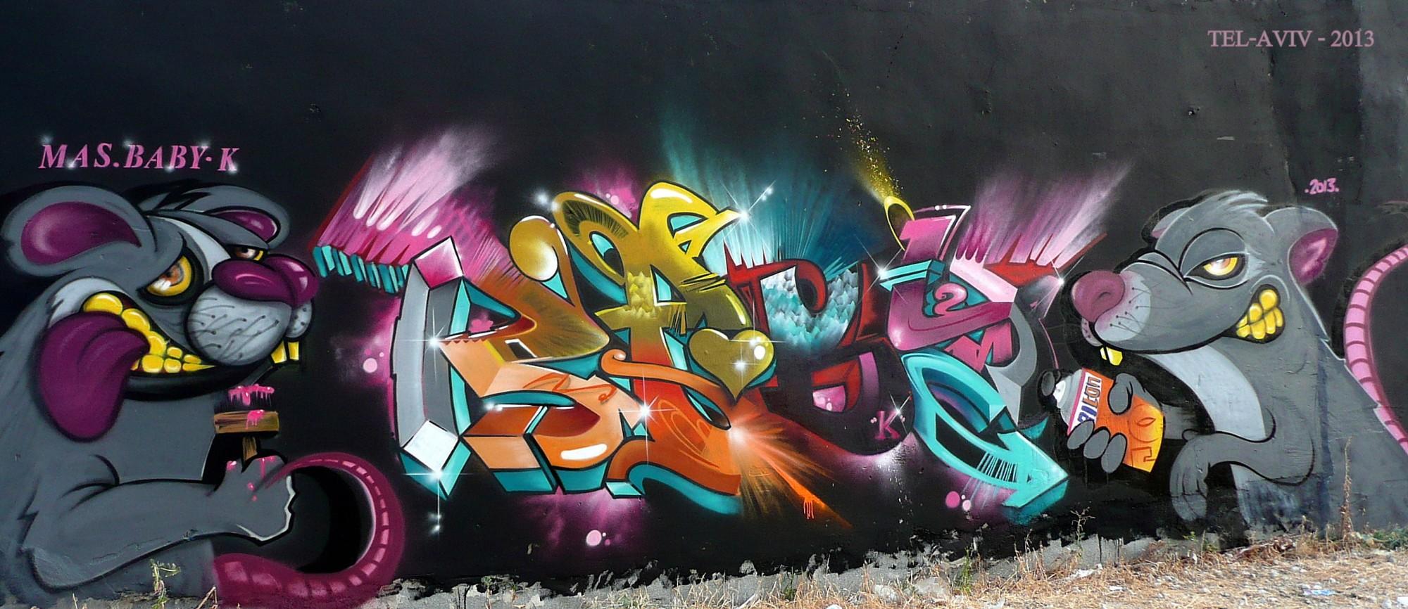 Tel Aviv 2013 Feat Mas