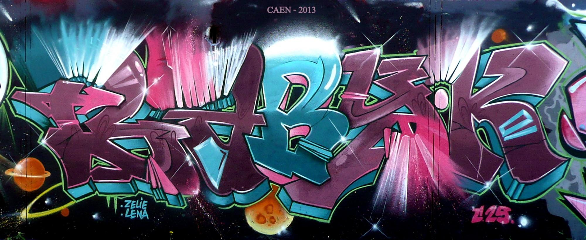 Caen 2013