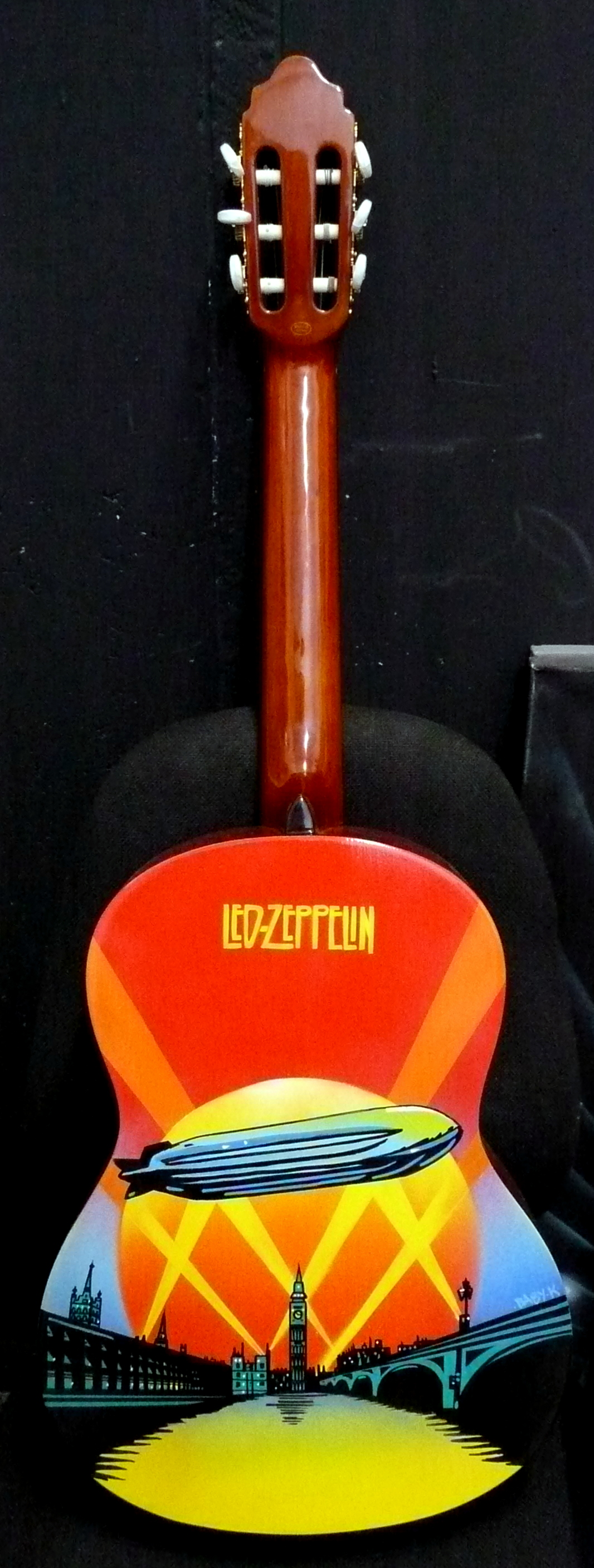 Guitare Led-Zeppelin