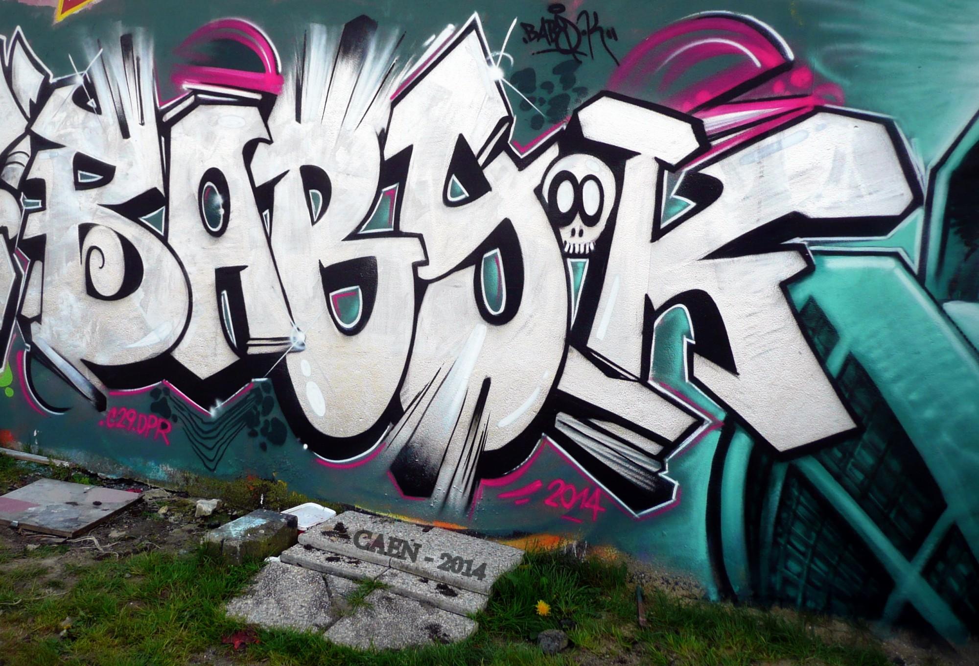 Caen 2014