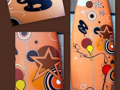 Planche de surf 2010