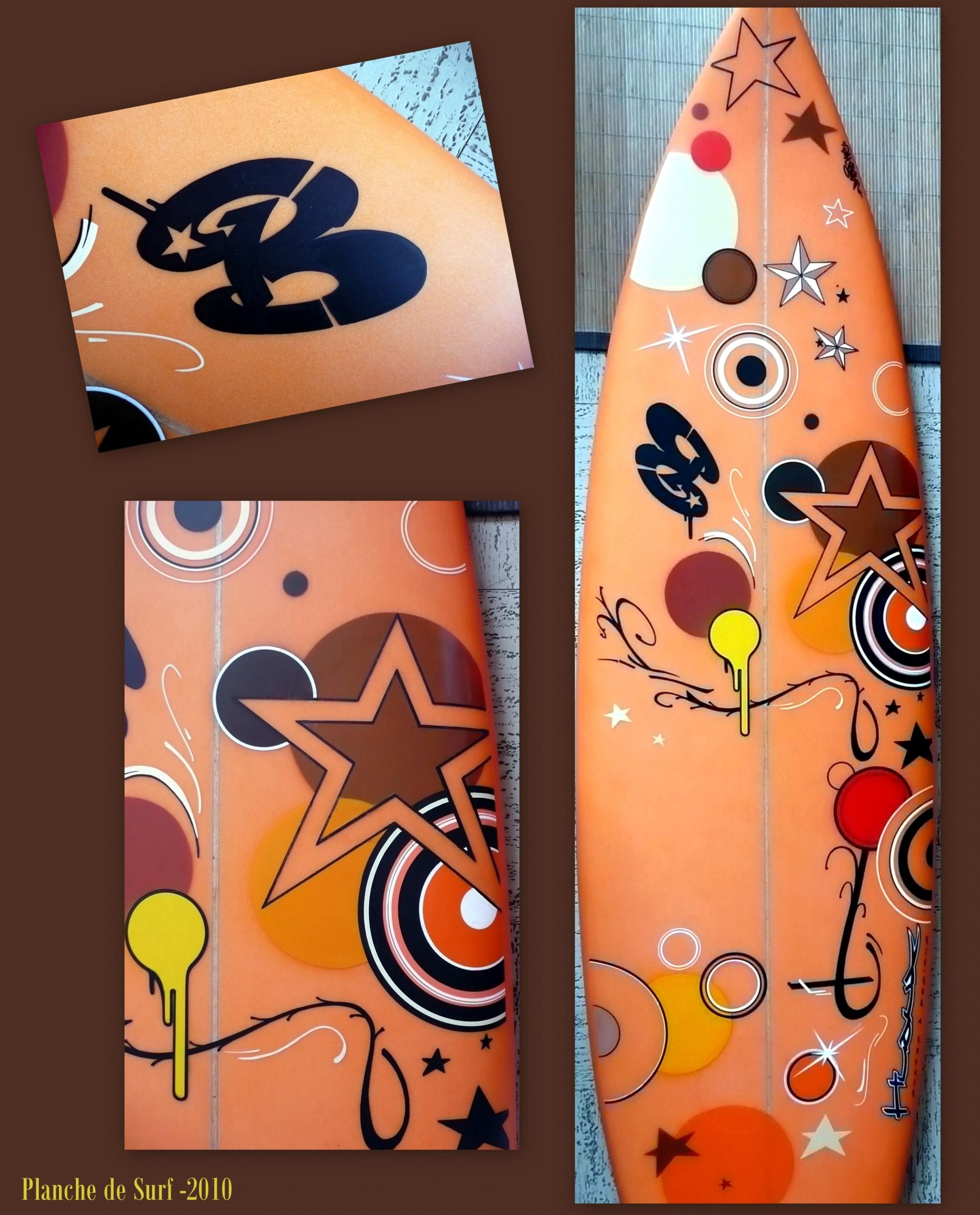 planche de surf -2010