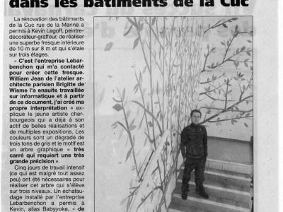 Bureaux de la Communauté Urbaine de Cherbourg