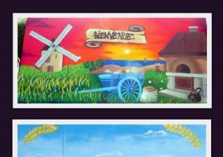 Atelier graff 2010