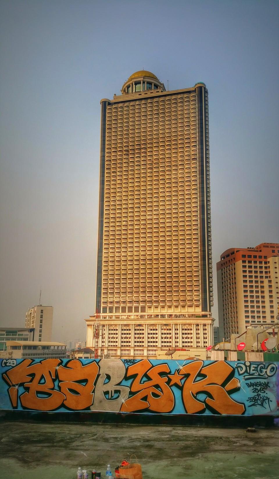 Bangkok - février 2015