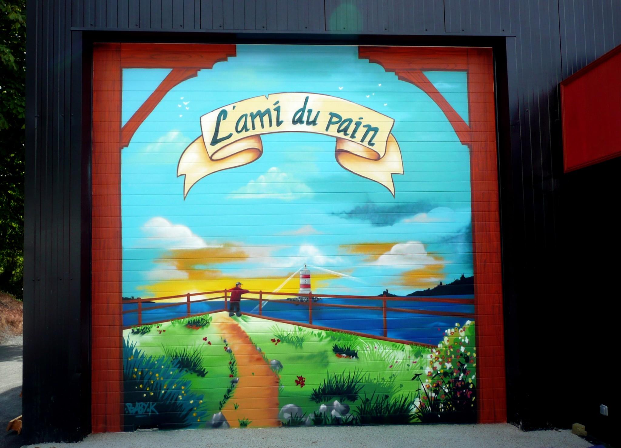 Boulangerie L'ami du pain - Cherbourg 2014