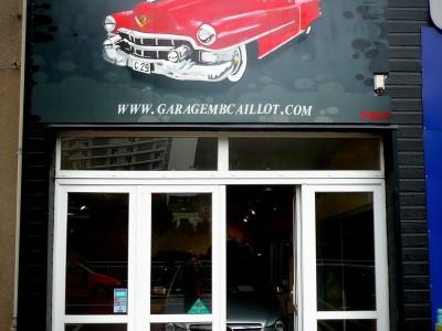 Garage – Cherbourg 2014