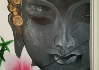 Décor salle de bain – Bouddha