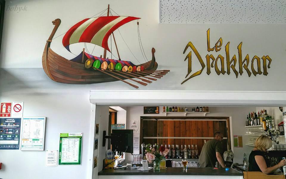 Le drakkar restaurant