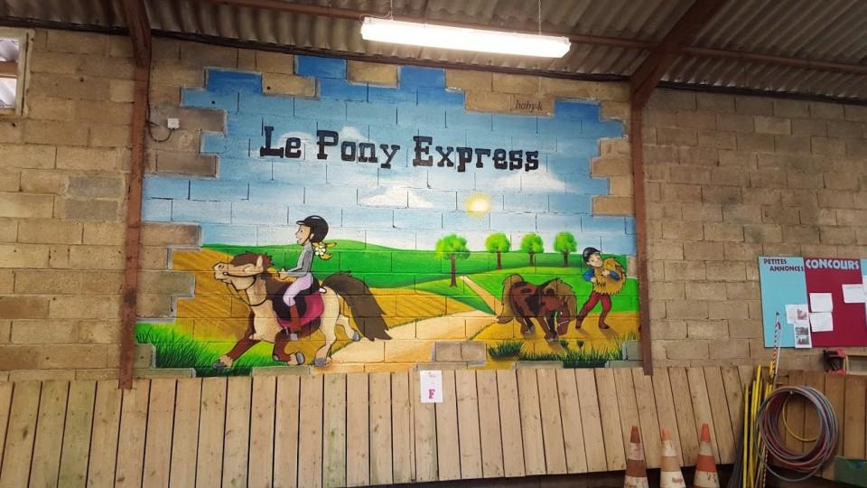 Le Pony Ewpress