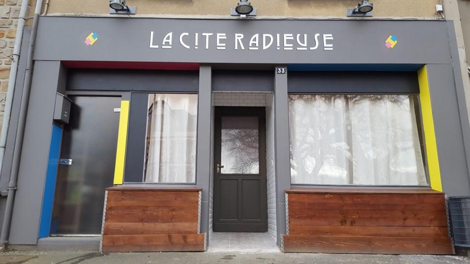 Restaurant La Cité Radieuse - La Haye du Puits