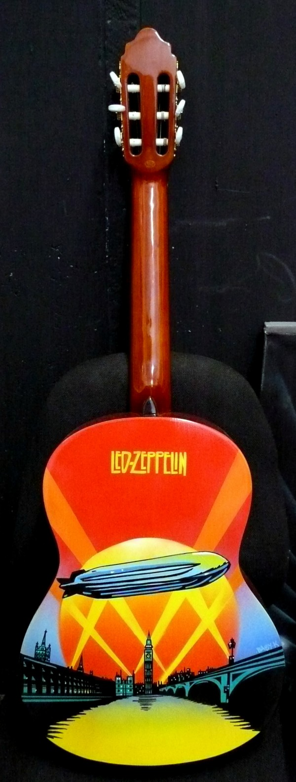 Guitare Led-Zeppelin