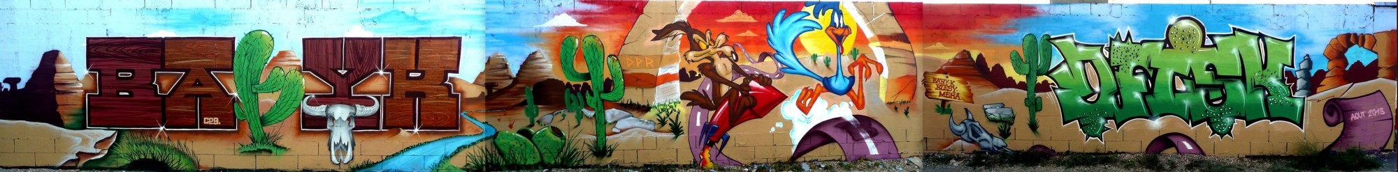 Cherbourg – Aout 2013 feat Sible and Mera