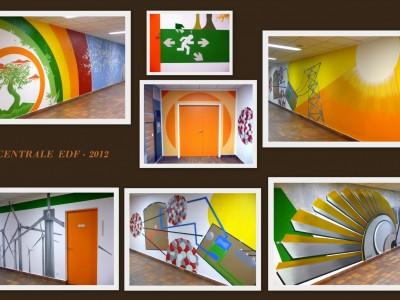 EPR Flamanville – Centrale EDF 2012