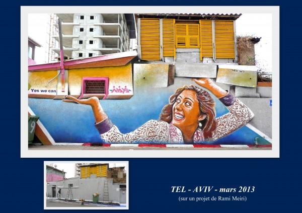 Tel AViv 2013 Feat Rami Meiri
