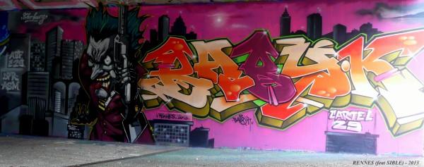 Rennes 2013