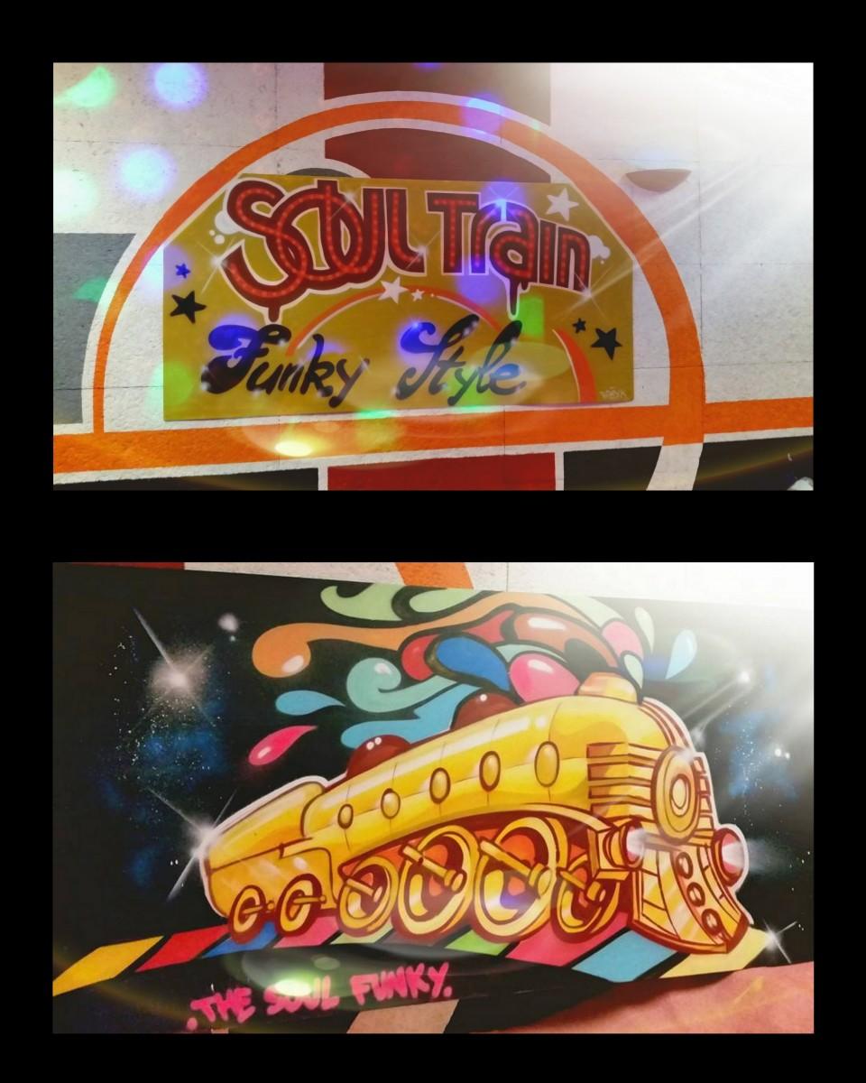 Soul train - Bressuire 2014