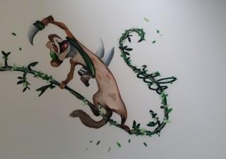 Graff Buck, pirates de la jungle