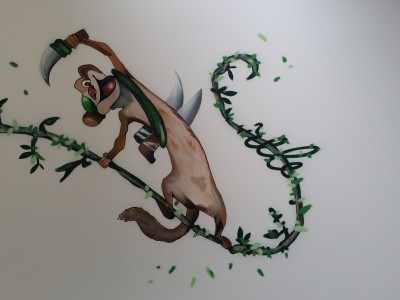 Graff Buck, pirates de la jungle