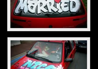 Voiture mariage – 2014