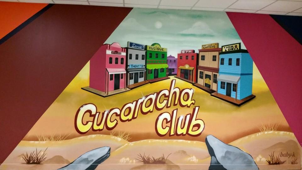 Cucarachaclub.cherbourg