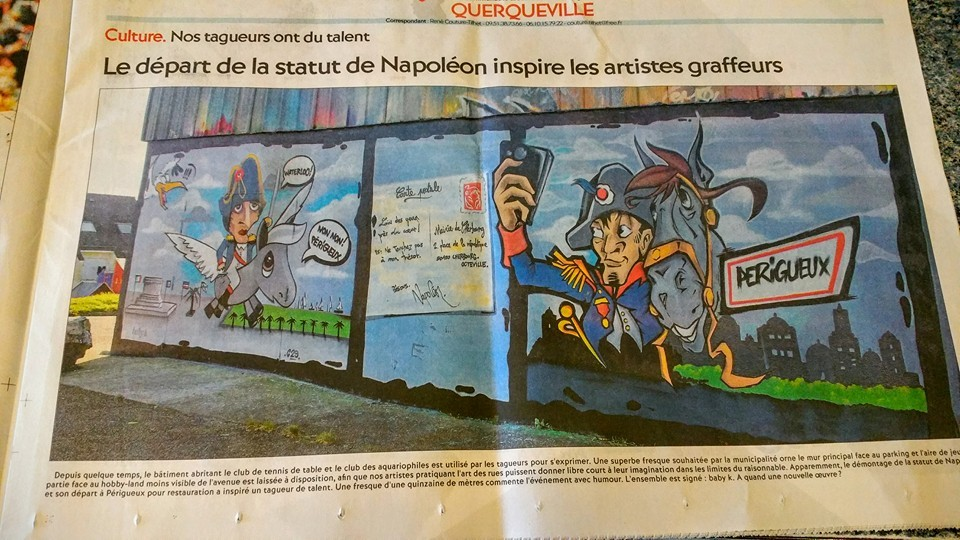 la presse de la manche 27 oct.2015