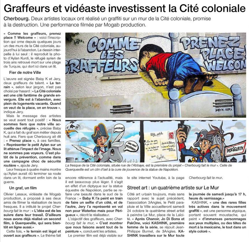 ouest france oct.2015